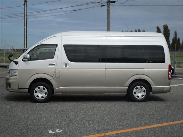 「トヨタ」「ハイエース」「ミニバン・ワンボックス」「新潟県」の中古車4