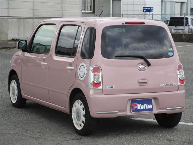 「ダイハツ」「ミラココア」「軽自動車」「新潟県」の中古車5