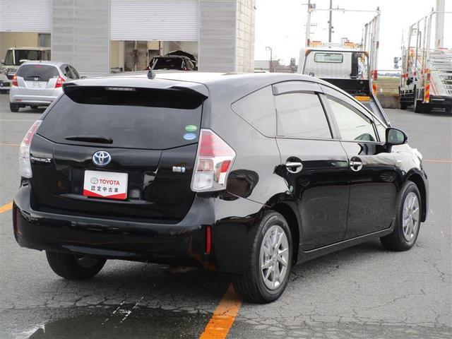 「トヨタ」「プリウスα」「ミニバン・ワンボックス」「新潟県」の中古車7