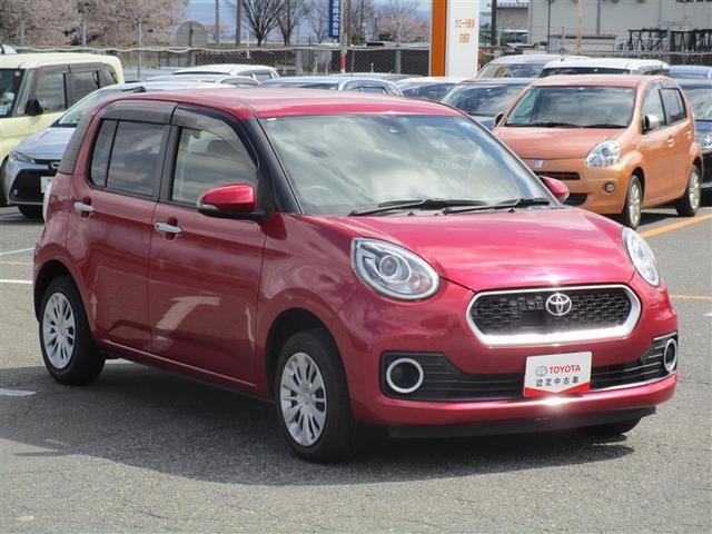 「トヨタ」「パッソ」「コンパクトカー」「新潟県」の中古車3