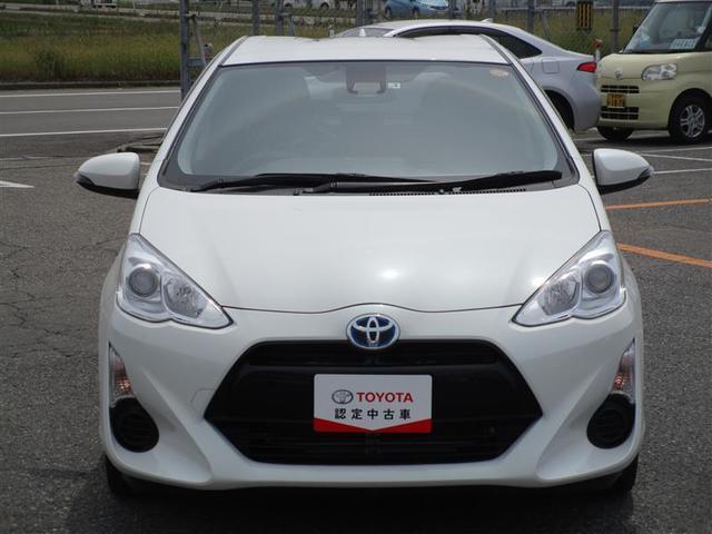 「トヨタ」「アクア」「コンパクトカー」「新潟県」の中古車2