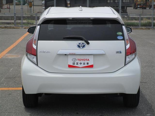 「トヨタ」「アクア」「コンパクトカー」「新潟県」の中古車6