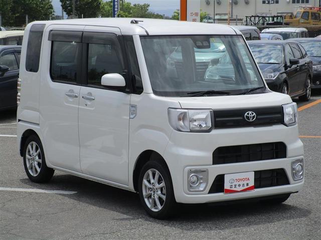 「トヨタ」「ピクシスメガ」「コンパクトカー」「新潟県」の中古車3
