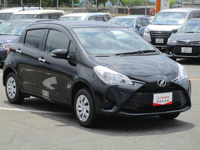 「トヨタ」「ヴィッツ」「コンパクトカー」「新潟県」の中古車3