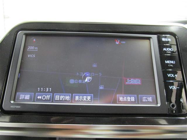 ハイブリッドG 純正SDナビ バックモニター ETC 両側電動スライドドア スマートキー 衝突被害軽減ブレーキ モデリスタフロントスポイラー(11枚目)