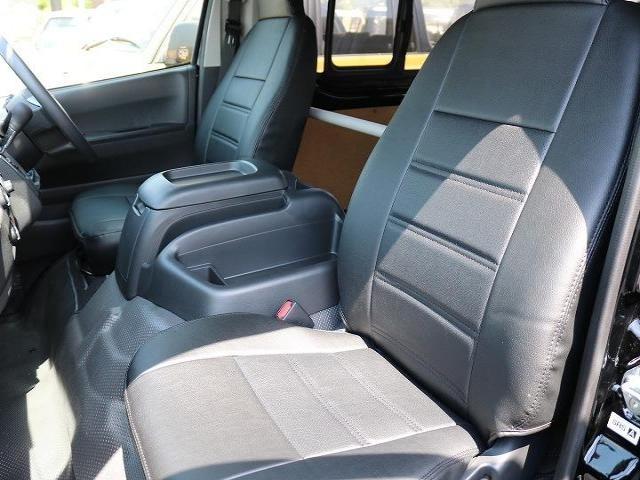 DX-GLパッケージ専用シート!新品オリジナルシートカバー装備!