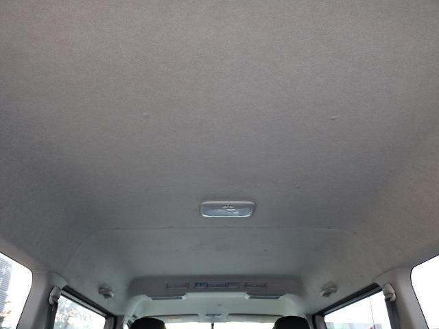 天井もきれいです!
