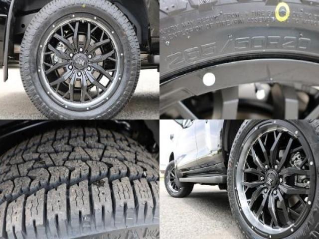 2.7 TX 4WD 5人 モデリスタエアロ 20インチAW(12枚目)