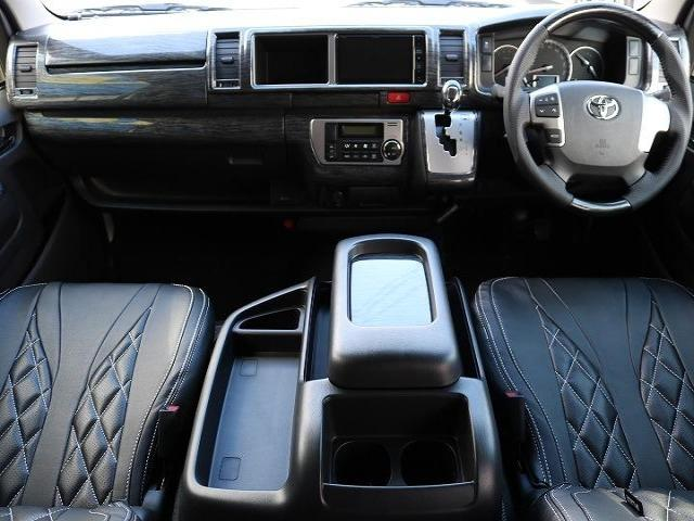2.7 GL ロング ファインテックツアラー 4WD(3枚目)