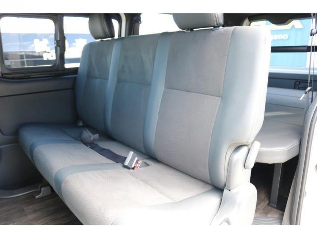 スーパーGL ダークプライムII ロングボディ オリジナル床張り ベットKIT カロッツェリア製8インチSDナビTV ETC 寒冷地仕様(15枚目)