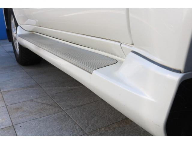VXリミテッド サンルーフ マルチレス HDDナビ ルーフレール エアロスタイル タイベル交換済み 5速AT車(12枚目)