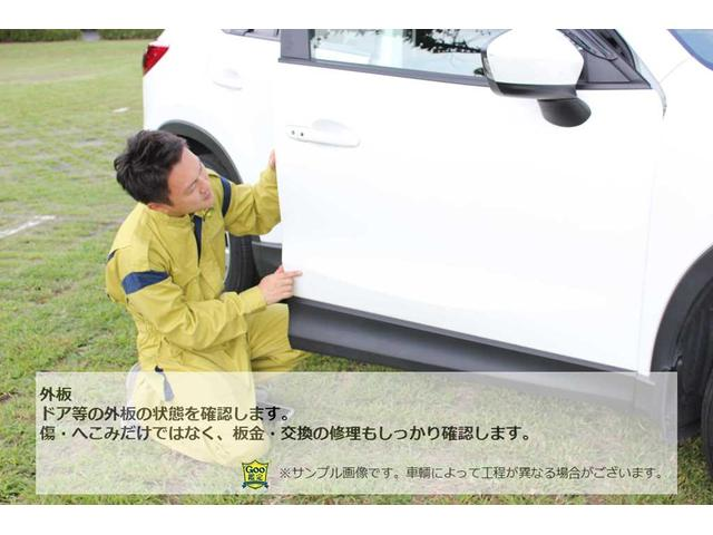 VXリミテッド サンルーフ マルチレス HDDナビ ルーフレール エアロスタイル タイベル交換済み 5速AT車(38枚目)