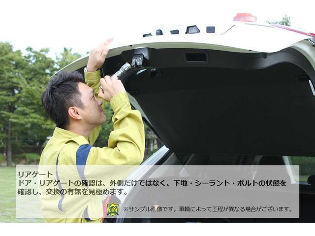 VXリミテッド サンルーフ マルチレス HDDナビ ルーフレール エアロスタイル タイベル交換済み 5速AT車(40枚目)