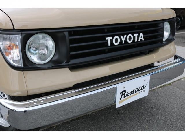 TX FLEXオリジナルカスタム Renoca AmericanClassic DEANカリフォルニア16インチAW BF Goodrich235MTタイヤ オリジナルレザー調シートカバー(14枚目)