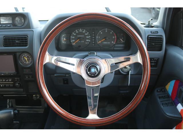 TX FLEXオリジナルカスタム Renoca AmericanClassic DEANカリフォルニア16インチAW BF Goodrich235MTタイヤ オリジナルレザー調シートカバー(16枚目)