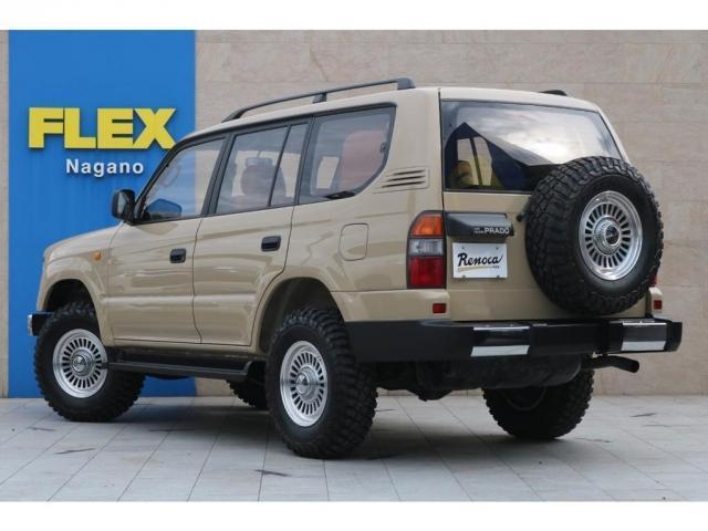 TX FLEXオリジナルカスタム Renoca AmericanClassic DEANカリフォルニア16インチAW BF Goodrich235MTタイヤ オリジナルレザー調シートカバー(20枚目)