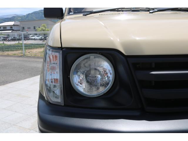 TXリミテッド ディーゼルターボ ベージュ内装 新品オリジナルレザー調シートカバー DEANカリフォルニア16インチAW オープンカントリー235MTタイヤ サンルーフ ルーフレール(16枚目)