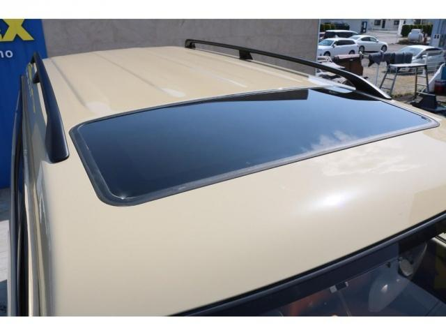 TXリミテッド ディーゼルターボ ベージュ内装 新品オリジナルレザー調シートカバー DEANカリフォルニア16インチAW オープンカントリー235MTタイヤ サンルーフ ルーフレール(18枚目)