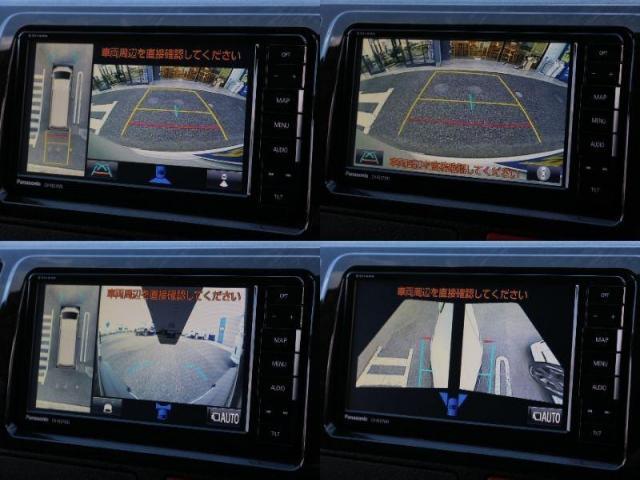 スーパーGL ダークプライムII ロングボディ TRDフロントスポイラー マッドフラップ SDナビTV ETC車載器 オリジナルベットKIT 煌LEDテールランプ 同色フェンダーミラー(12枚目)