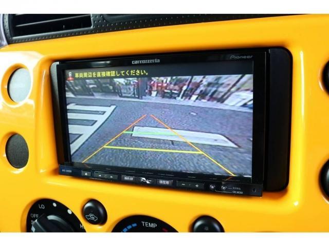 トヨタ FJクルーザー カラーパッケージ 4WD 新品2インチリフトUP