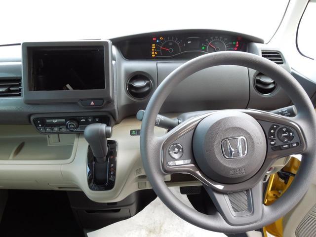 ホンダ N BOX Gホンダセンシング 2WD 届出済未使用車