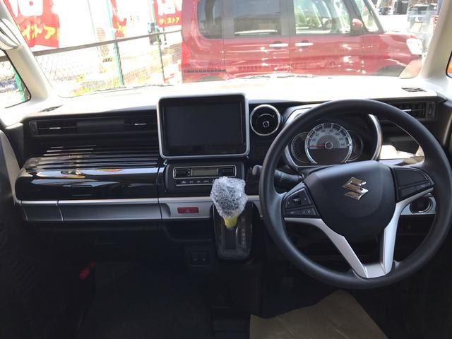 ハイブリッドGS 4WD 届出済未使用車(9枚目)