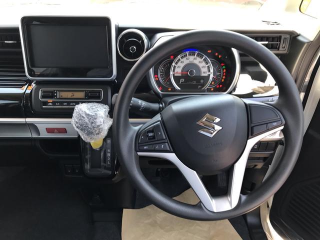 ハイブリッドGS 4WD 届出済未使用車(10枚目)