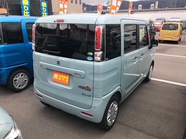 「スズキ」「スペーシア」「コンパクトカー」「長野県」の中古車5