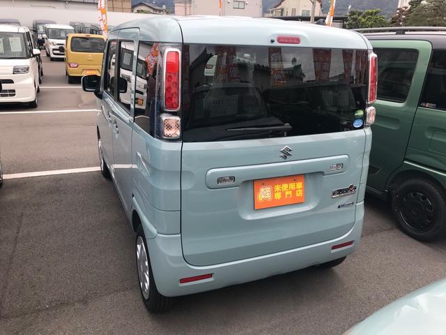 「スズキ」「スペーシア」「コンパクトカー」「長野県」の中古車6