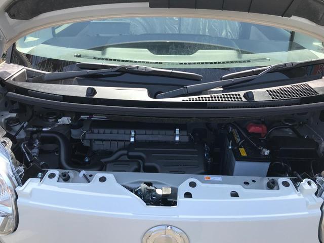 GホワイトアクセントVS SAIII 届出済未使用車 CVT スマートキー 衝突被害軽減システム(4枚目)