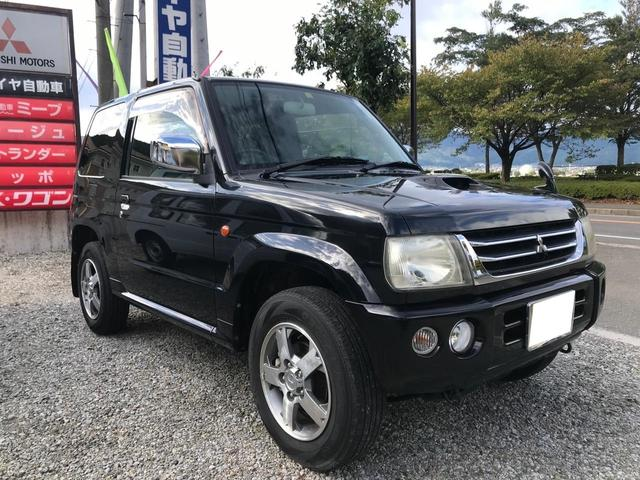 「三菱」「パジェロミニ」「コンパクトカー」「長野県」の中古車3