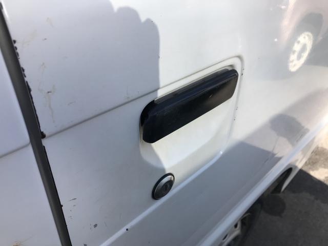 TBクリーン 4WD 5速MT パワステ AC エアバック(10枚目)