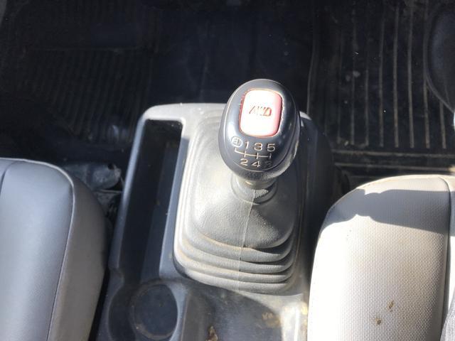 TBクリーン 4WD 5速MT パワステ AC エアバック(13枚目)
