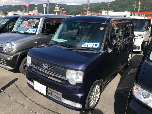 「ダイハツ」「ムーヴコンテ」「コンパクトカー」「長野県」の中古車5