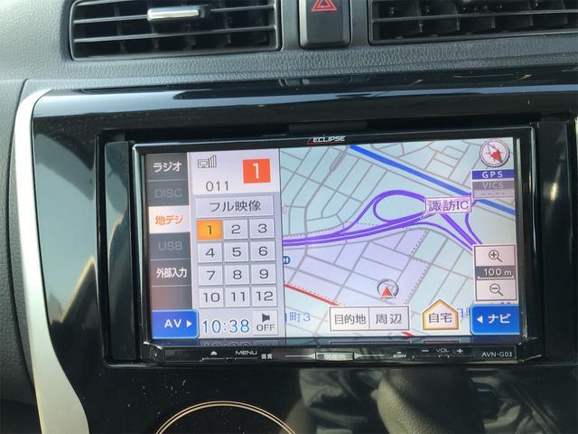 G 4WD SDナビ フルセグTV バックカメラ シートヒーター アイドリングストップ エアロ スマートキー(11枚目)