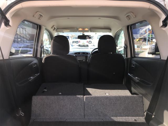 G 4WD SDナビ フルセグTV バックカメラ シートヒーター アイドリングストップ エアロ スマートキー(29枚目)