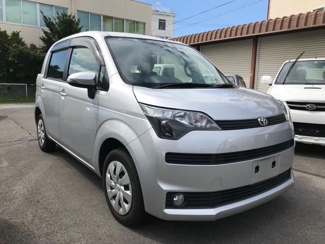 「トヨタ」「スペイド」「ミニバン・ワンボックス」「長野県」の中古車2