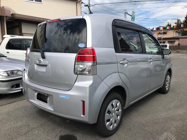 「トヨタ」「スペイド」「ミニバン・ワンボックス」「長野県」の中古車10