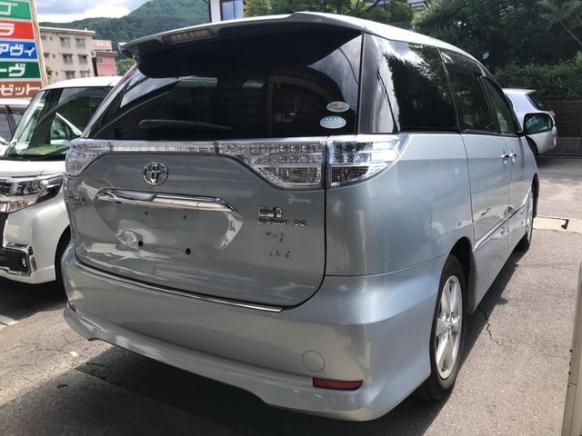 「トヨタ」「エスティマハイブリッド」「ミニバン・ワンボックス」「長野県」の中古車9