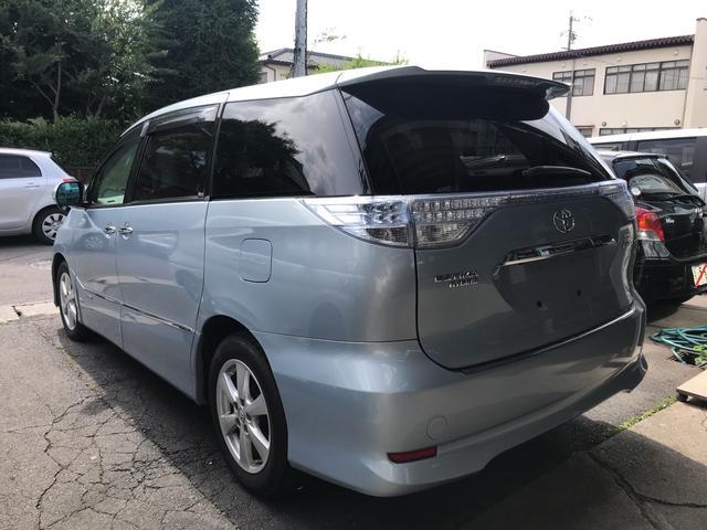 「トヨタ」「エスティマハイブリッド」「ミニバン・ワンボックス」「長野県」の中古車11