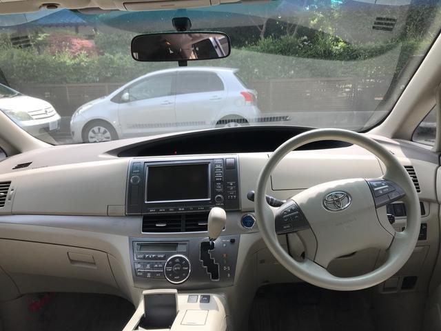 「トヨタ」「エスティマハイブリッド」「ミニバン・ワンボックス」「長野県」の中古車25