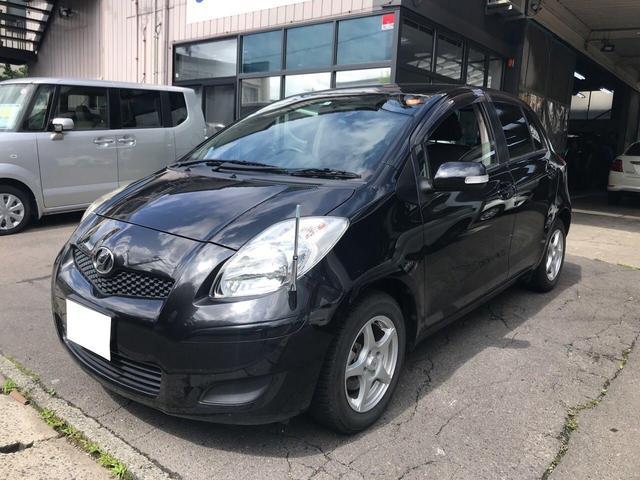 「トヨタ」「ヴィッツ」「コンパクトカー」「長野県」の中古車3