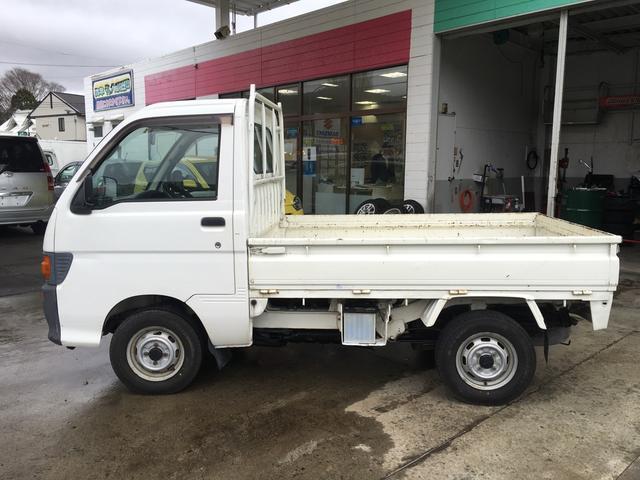 ダイハツ ハイゼットトラック スタンダード 三方開 4WD