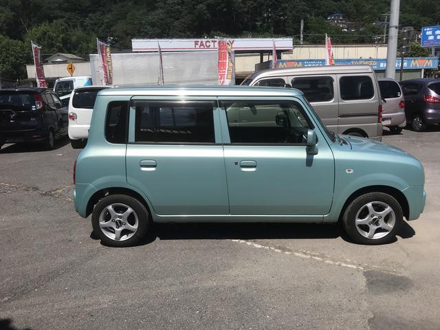 「スズキ」「アルトラパン」「軽自動車」「長野県」の中古車8