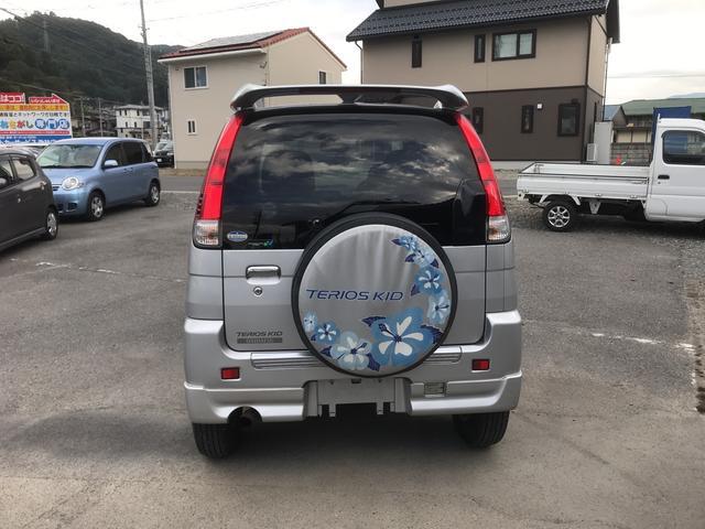 「ダイハツ」「テリオスキッド」「コンパクトカー」「長野県」の中古車6