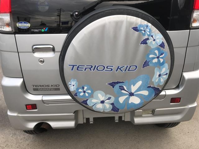 「ダイハツ」「テリオスキッド」「コンパクトカー」「長野県」の中古車31