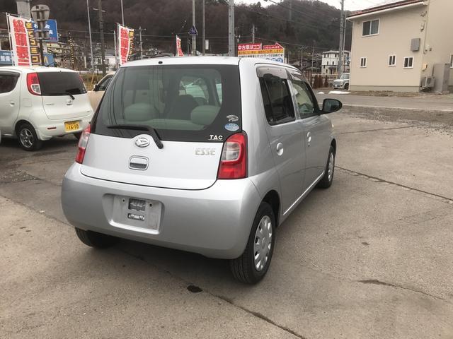 「ダイハツ」「エッセ」「軽自動車」「長野県」の中古車7
