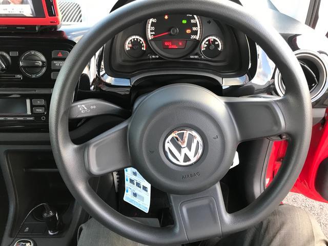 「フォルクスワーゲン」「up!」「コンパクトカー」「長野県」の中古車19