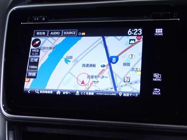 ハイブリッドEX・ホンダセンシング Honda インターナビ(6枚目)