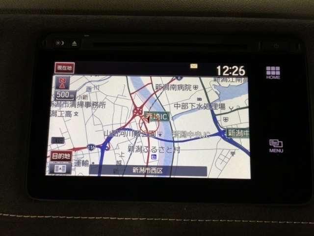 RS・ホンダセンシング Hondaインターナビ Rカメラ ETC LEDライト(4枚目)